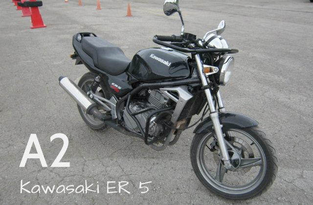 A2-kat KAWASAKI ER 5
