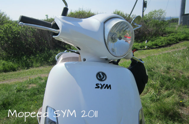 Mopeed SYM