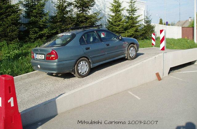 Mitsubishi Carisma 2003-2007