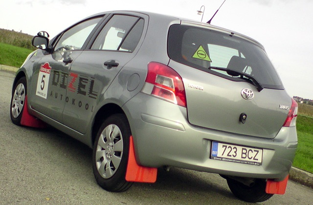 Toyota Yaris 2010-2014