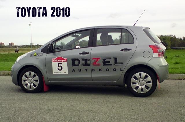 YARIS al 2010